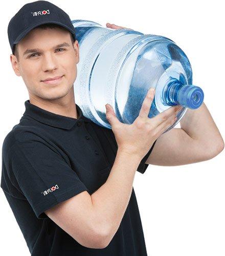 Dostava izvorske vode