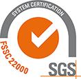 FSSC 22000 certifikat