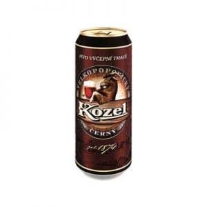 Kozel dark pivo