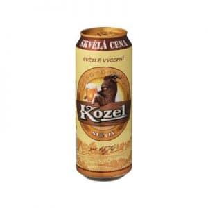 Kozel premium pivo